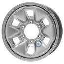 Disk ocel  KFZ  strieborny 6x15 6x139,7x106 ET30,0