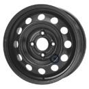 Disk ocel  KFZ  čierny 6x15 4x114,3x67 ET43,0