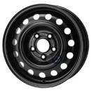 Disk ocel  KFZ  čierny 5,5x15 5x114,3x67 ET47