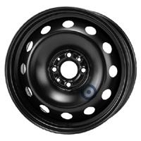 Disk ocel  KFZ  čierny 6,5x15 4x98x58 ET43,0