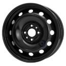 Disk ocel  KFZ  čierny 6x15 4x98x58 ET40,0