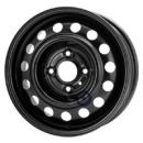 Disk ocel  KFZ  čierny 5,5x15 4x114,3x67 ET46,0