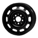 Disk ocel  KFZ  čierny 5,5x15 5x112x66,5 ET54,0