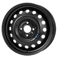 Disk ocel  KFZ  čierny 5,5x15 4x100x60 ET50,0