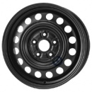Disk ocel  KFZ  čierny 6x16 5x114,3x60 ET50