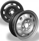 Disk ocel  KFZ  strieborny 6,5x16 5x108x63,3 ET50
