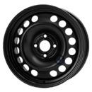 Disk ocel  KFZ  čierny 6,5x15 4x100x56,5 ET35,0