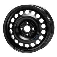 Disk ocel  KFZ  čierny 6x15 4x100x56,5 ET49,0