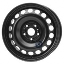 Disk ocel  KFZ  čierny 6,5x16 5x112x57 ET42