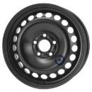 Disk ocel  KFZ  čierny 6,5x16 5x107,95x63,3 ET50