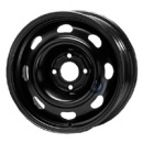 Disk ocel  KFZ  čierny 6x15 4x108x65 ET18,0