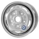 Disk ocel  KFZ  strieborny 5,5x15 5x160x65 ET60,0