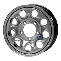 Disk ocel  KFZ  strieborny 5,5x15 5x139,7x108,4 ET25,0