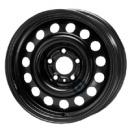 Disk ocel  KFZ  čierny 6x15 5x108x65 ET25,0