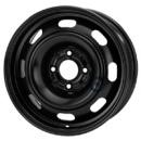 Disk ocel  KFZ  čierny 6x15 4x108x65 ET23