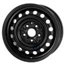 Disk ocel  KFZ  čierny 6,5x15 5x114,3x60 ET45,0