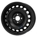 Disk ocel  KFZ  čierny 6,5x15 4x100x60 ET45,0