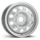 Disk ocel  KFZ  strieborny 6x15 5x98x58 ET37,5