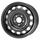 Disk ocel  KFZ  čierny 6,5x16 5x114,3x67 ET52,5