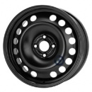 Disk ocel  KFZ  čierny 6,5x16 4x100x56,5 ET37,0