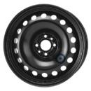 Disk ocel  KFZ  čierny 7x16 4x98x58 ET31