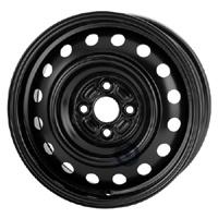 Disk ocel  KFZ  čierny 6x15 4x100x54 ET45,0