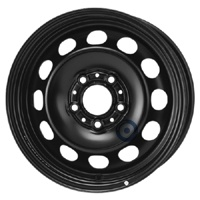Disk ocel  KFZ  čierny 6,5x16 5x120x72,5 ET42