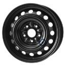 Disk ocel  KFZ  čierny 6x15 5x114,3x60 ET39
