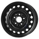 Disk ocel  KFZ  čierny 6,5x16 5x127x71,5 ET40