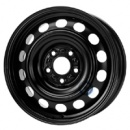 Disk ocel  KFZ  čierny 6,5x16 5x114,3x67 ET50