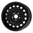 Disk ocel  KFZ  čierny 6,5x16 5x114,3x60 ET45