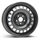 Disk ocel  KFZ  čierny 6,5x16 5x105x56,59 ET38