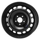 Disk ocel  KFZ  čierny 7x16 5x108x65 ET32