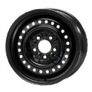 Disk ocel  KFZ  čierny 6,5x15 5x114,3x71,5 ET40,0