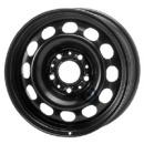 Disk ocel  KFZ  čierny 6,5x15 5x120x72,5 ET42,0
