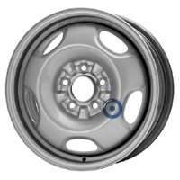 Disk ocel  KFZ  strieborny 6x16 5x114,3x67 ET46