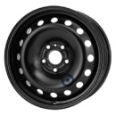 Disk ocel  KFZ  čierny 6,5x16 5x108x60 ET50