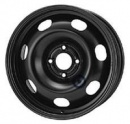 Disk ocel  KFZ  čierny 6,5x16 4x108x65 ET20