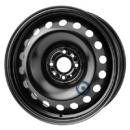 Disk ocel  KFZ  čierny 7x16 4x98x58 ET39