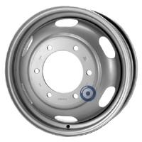 Disk ocel  KFZ  strieborny 5x16 6x180x138,8 ET105,5