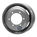 Disk ocel  KFZ  strieborny 6x16 6x205x161 ET132,0