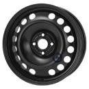 Disk ocel  KFZ  čierny 6x16 4x100x56,5 ET40
