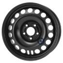 Disk ocel  KFZ  čierny 6x16 5x110x65 ET40