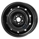 Disk ocel  KFZ  čierny 6,5x16 5x100x56 ET55