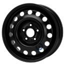Disk ocel  KFZ  čierny 6x16 5x114,3x67 ET50