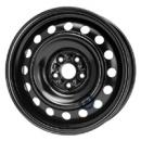 Disk ocel  KFZ  čierny 6x16 5x100x54 ET39