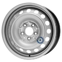 Disk ocel  KFZ  strieborny 6,5x16 5x112x66,42 ET60