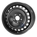 Disk ocel  KFZ  čierny 6,5x16 5x108x63,3 ET52,5