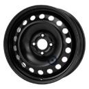 Disk ocel  KFZ  čierny 6,5x16 4x100x60 ET49,0