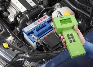 Test autobatérie